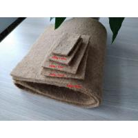 Buy cheap Hot Sale 100% Biodegradable Natural Jute Material Felt Fabric for Seed Growing from wholesalers
