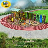 Buy cheap Big Capacity Outdoor Playground Equipment Safe For Amusement Park from wholesalers