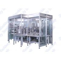 Buy cheap 22000 BPH Capacity Water Bottle Filling Machine 380V 50HZ Three Phase Power from wholesalers