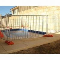 Buy cheap Temporary pool fence, suitable for enclosing pools, gardens, parks, waterfronts and interior spaces  from wholesalers