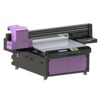 Buy cheap 2019 New Multi-function UV Ink Fatbed Printer for Leather and Plastic Printing from wholesalers