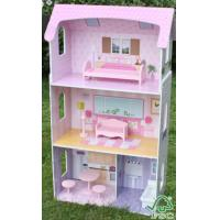 Buy cheap Wooden Dollhouse - Designer Dollhouse from wholesalers