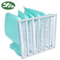 Buy cheap F5-F8 Pocket Air Filter , Non Woven Fabric Filter  For Intermediate Filtering from wholesalers