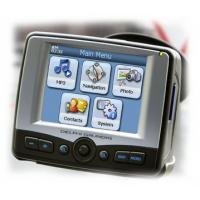 Buy cheap Sirf IV 533MHZ Analog TV GPS+Ram 128mb+FM transmitter from wholesalers