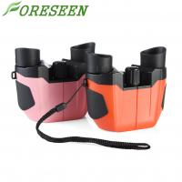 Buy cheap Waterproof 8x21 Telescope Auto Focus Binoculars High Durability Pink Color from wholesalers
