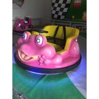 Buy cheap Children amusement equipment bumper car rides for kids fun used indoor and outdoor from wholesalers