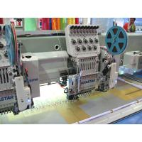 Buy cheap Mixed Chenille with Cording and Sequins Embroidery Machine from wholesalers