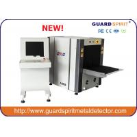 Buy cheap XJ6550 Security Use X Ray luggage scanner,  x-ray baggage inspection machine in high resolution monitor from Wholesalers