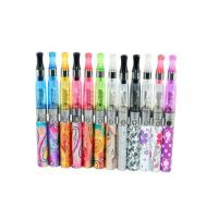 Buy cheap Colored 1100mah Electronic Ego Vapor Cigarette With CE4 Clear Atomizer from wholesalers