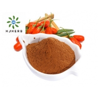Buy cheap Wolfberry Extract Goji Polysaccharide Lycium Barbarum Powder product