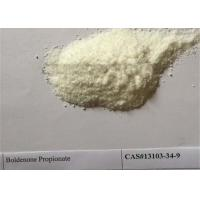 Buy cheap Boldenone propionate 99% Purity Steroids Boldenone steroid powder for bodyBuilding from wholesalers