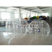 Buy cheap Kids Or Adults Large Inflatable Bumper Ball / Body Balls For Backyard Fun from wholesalers