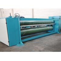 Buy cheap Felt Non Woven Fabric Manufacturing Machine Two Roller Ironing Heat Treatment from wholesalers