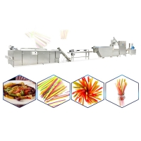 Buy cheap Biodegradable Rice Drinking Straw Processing Line Manufacturing Process from wholesalers