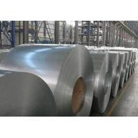 Buy cheap Automotive Hot Dipped Galvanized Steel Strip , Galvanized Sheet Metal Rolls from wholesalers