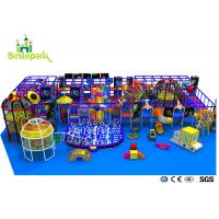 Buy cheap Pre - School Play And Party Indoor Playground , Indoor Bouncing Playgrounds from wholesalers