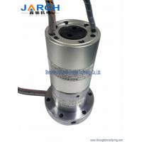 China Aluminium Alloy High Speed Rotary Union / Rotary Electrical Connector For Packaging Machine on sale