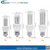 Buy cheap 3U 4U CFL Ultra Bright 3W 5W 7W 9W 12W 16W 24W LED lamp e27 110V Energy Saving from wholesalers