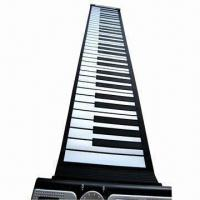 Buy cheap Beginners Roll Up Piano with 60 Demonstration Songs and LED Digital Display from wholesalers