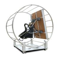 Buy cheap 100 Degree Baby Carries Rotation Test Table / Stroller Test Machine from wholesalers
