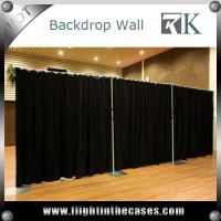 Buy cheap Pipe and drape stands pipe and drape kits backdrop pipe and drape for exhibition booth and weeding from wholesalers