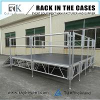 Buy cheap New Idea Professional Outdoor Adjustable Stage Design  from RK China you deserve it from wholesalers