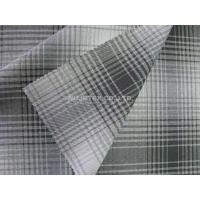 Buy cheap 63% Polyester 34% Rayon 3% Spandex, TR Span Check Fabric, Rayon Polyester Fabric from wholesalers