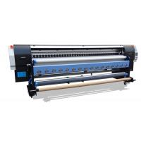 Buy cheap 3.2m Eco solvent printer 2pcs Dx5 heads,high speed ,high quality from wholesalers