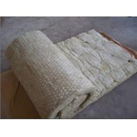 Buy cheap Sound absorption and fireproof rock wool insulation blanket roll from wholesalers