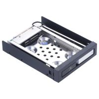 Buy cheap Unestech 2.5inch anti-shock aluminum SATA hard drive mobile rack 2.5 HDD/SSD caddy tray support hot swap 6Gbps Internal from wholesalers