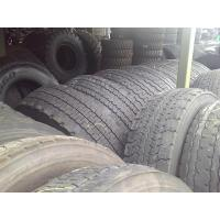 Buy cheap Quality Second Hand Truck Tyres  For Sale from wholesalers