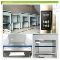 Buy cheap Biotechnology Vertical Flow Laminar Clean Bench Cold Steel for Single Person Use from wholesalers