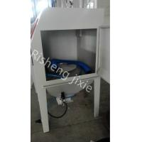 Buy cheap Structural Steel Fabrication Dry Sand Blasting Machine Reliable For Casting / Forging from wholesalers