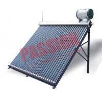 Buy cheap Home Bathing Solar Hot Water Evacuated Tube System With Feeding Tank from wholesalers
