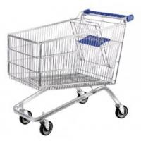 Buy cheap 120L Supermarket Shopping Trolleys Plastic Trolley Series HBE-P-2(120L) from wholesalers