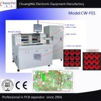 Programing CNC PCB Depaneling Router Machines High Performance