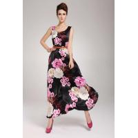 Buy cheap Women' s Floral Print Maxi Dress from wholesalers