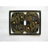 Buy cheap 4/4mil Immersion Gold FR4 12 Layer PCB Multilayer Printed Circuit Board For Lighting, LED from wholesalers