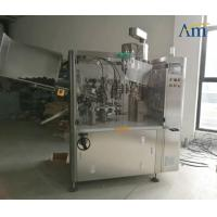 Buy cheap Aluminum Tubes Automatic Filling Sealing Machine For Pharma / Food / Chemical from wholesalers