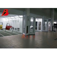Buy cheap Infrared Lamp 4min BZB Sheet Metal Paint Spray Booths from wholesalers