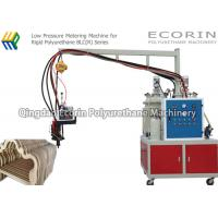 Buy cheap ISO Approval Polyurethane Moulding Machine / PU Injection Molding Machines 220V from wholesalers