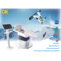 Buy cheap Amusement  Park Blue Virtual Reality Slide For Fun Thrilling Experience product
