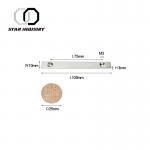 Buy cheap L27-N40 Bar Shape N38 Rare Earth Neodymium Magnets from wholesalers