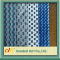 Buy cheap Polyester Warp Knitting Tricot Auto Upholstery Fabric For Bus , Car Seat Upholstery Cloth from wholesalers