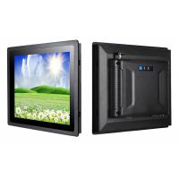 Buy cheap 17 Inch Embedded Touch Panel PC Linux Front Bezel IP65 Water Resistant from wholesalers