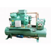 Buy cheap 15HP Water Cooled Condensing Unit For Supermarket / Warehouse Cold Room from wholesalers
