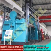 Buy cheap MCLW12HXNC Wind tower manufacturing Hydraulic CNC Plate bending machine from wholesalers