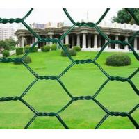 Buy cheap Zinc - Plating / Galvanized Wire Fence Plastic Coated Chicken Wire Mesh from wholesalers
