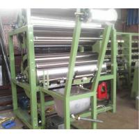 Buy cheap dual-cylinder ironing machine for pressing and setting elastic webbing,belt,tape etc. from wholesalers