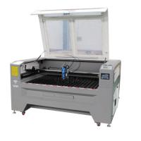 Buy cheap 1.5mm Stainless Steel 15mm Wood Laser Cutting Machine with RuiDa Live Focusing System from wholesalers